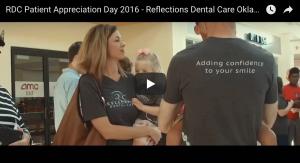 reflections dental patient appreciation day